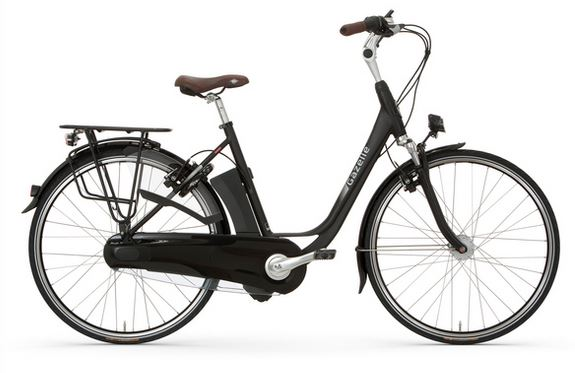 e bike mit mittelmotor trendy ebike city navigator urban. Black Bedroom Furniture Sets. Home Design Ideas